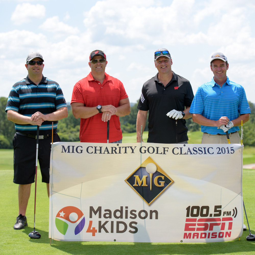 2015 MIG Charity Golf Classic
